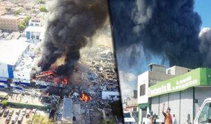 República Dominicana: explosión en fabrica de plásticos deja 6 muertos y decenas de heridos