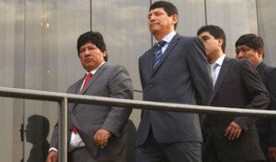 FPF: Agustín Lozano asume presidencia provisional ante ausencia de Oviedo