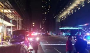 EEUU: evacúan a periodistas de CNN por amenaza de cinco bombas
