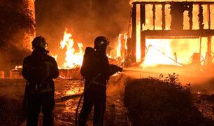 Incendios registrados en 2018 ya superan a los del año pasado