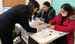 Referéndum: compatriotas en Tailandia y Corea del Sur emitieron su voto