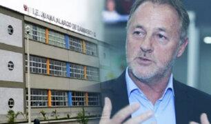 Alcalde electo de Lima se encuentra fuera del país por lo que no podrá ejercer su voto