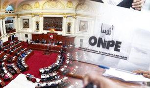 Voto Responsable: Lo que debes saber sobre la no reelección parlamentaria