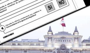 Voto Responsable: ¿La bicameralidad le daría mayor estabilidad al régimen democrático?