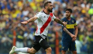 Copa Libertadores 2018: River Plate campeonó tras derrotar 3 a 1 a Boca Juniors