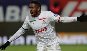Peruanos en el extranjero: Farfán anotó doblete en Rusia