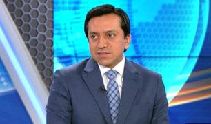 """Gilbert Violeta: """"César Villanueva ya cumplió su ciclo"""""""