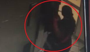 Surco: dejan en libertad a mujer que robo en casilleros de gimnasio