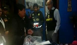 Lurín: desarticulan banda criminal 'Los Nuevos Dueños del Sur' tras megaoperativo