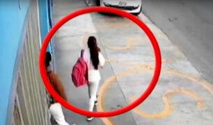 Marisol Estela Alva: vídeos muestran últimos días de mujer hallada en cilindro