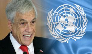 Chile rechaza Pacto Mundial sobre Migración de la ONU