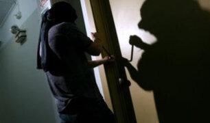 Carapongo: roban por segunda vez en vivienda y se llevan 20 mil dólares en bienes