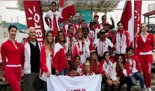 Perú se consagró tetracampeón de Sudamericano de Surf