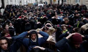 Francia: continúan protestas contra Emmanuel Macron