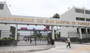 Sunedu multa a USMP con S/ 8.6 millones y pide vacancia del rector