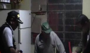 Lurín: agentes PNP inmersos en organización criminal 'Los Nuevos Dueños del Sur'