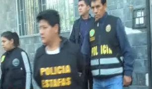Desarticulan banda criminal que cobraba seguros utilizando documentos de autos siniestrados