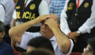 Tacna: disponen prisión preventiva para exalcalde y 8 regidores