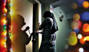 En temporada por fiestas de fin de año robos se incrementan hasta en un 60%