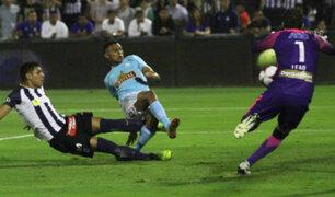 Sporting Cristal goleó 4 – 1 a Alianza Lima en Matute