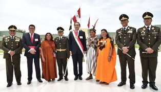Asháninka se gradúa como oficial del Ejército del Perú, por primera vez en la historia