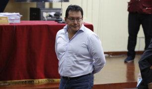 Dictan 5 años de prisión efectiva para Félix Moreno por caso Fundo Oquendo