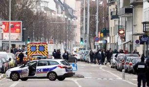 Francia: abaten a presunto responsable del atentado en Estrasburgo