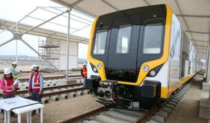 Línea 2 del Metro de Lima: primer tramo estaría listo el 2020
