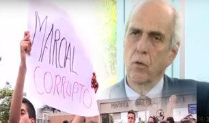 Denuncian a Marcial Rubio y ex vicerrectores de la PUCP por presunto lavado de activos