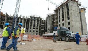 Coronavirus en Perú: trabajadores piden bono al estado ante crisis en sector construcción