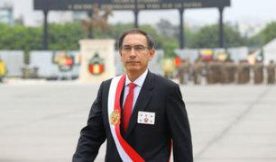 """Martín Vizcarra: """"El pueblo ha apostado por la democracia, el estado de derecho y la lucha contra la corrupción"""""""