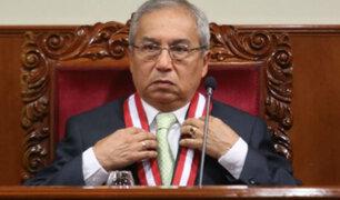 PUCP: Pedro Chávarry pide a Fiscalía de Lavado de Activos determinar si inicia investigación