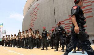 Perú vs. Chile: más de 1.600 policías resguardarán el 'Clásico del Pacífico'