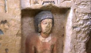 Egipto: hallan tumba de 4400 años de antigüedad en buen estado