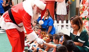 Navidad solidaria: más personas están dispuestas a ayudar en esta época