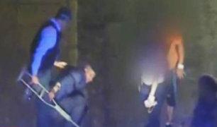Cercado de Lima: capturan a hombre que fingía ser discapacitado para robar