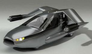 Japón destinará 40 millones de dólares para hacer realidad autos voladores