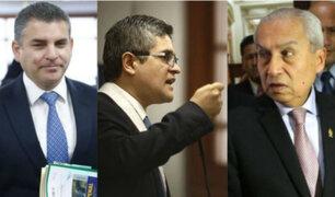 Pedro Chávarry repone a Rafael Vela y Domingo Pérez como integrantes en caso Lava Jato