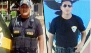 Policía y sereno mueren tras enfrentamiento con delincuentes en Puerto Maldonado