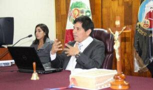Abren investigación preliminar contra fiscal Abel Concha por presunto soborno