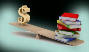 ¿Se debería pagar la pensión de estudios completa en diciembre?, especialista opina