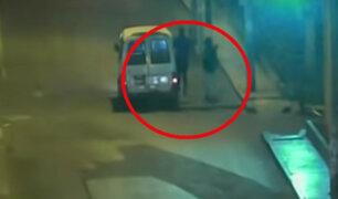 'Falsos pasajeros' roban a diversos vehículos de transporte público