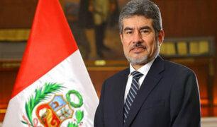Rogers Valencia deja el Mincetur y es el nuevo ministro de Cultura