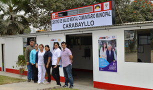 Lima concentra el 21% de los centros de salud mental comunitarios