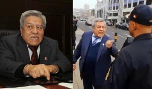Juez que amedrentó a policías fue elegido Jefe de la OCMA