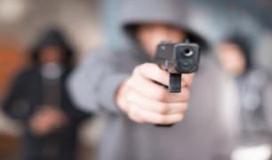 Lima Norte: capturan a raqueteros que asaltaban con armas de guerra