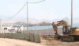 Balnearios del Sur de Lima: vecinos afectados por ejecución de obras
