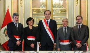 Silvia Cáceres Pizarro es la flamante ministra de Trabajo