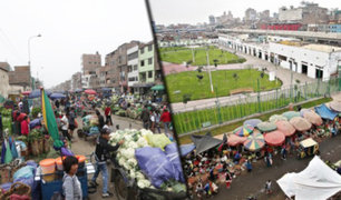 """""""La Parada"""" el lugar donde la informalidad y el caos se apoderan de las calles de La Victoria"""