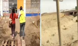 Panamericana Sur: ejecución de obras generan caos en las rutas hacia playas